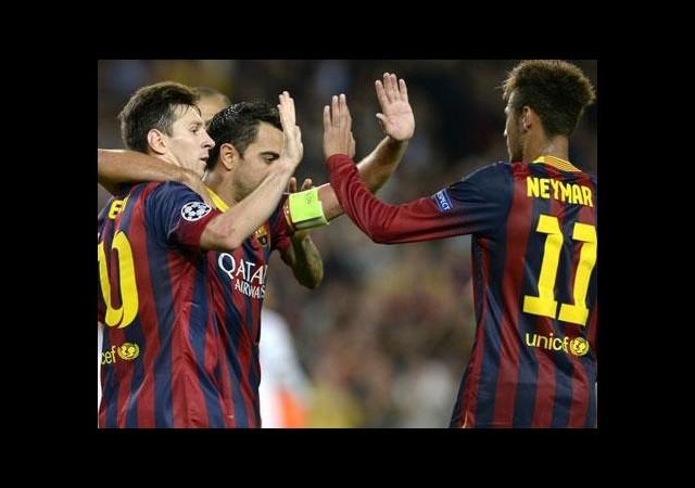 'Bir Yanımda Messi Diğer Yanımda Xavi...'