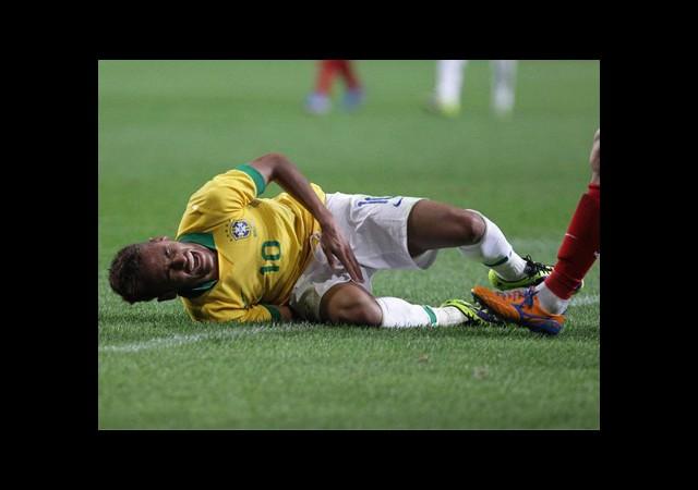 Neymar: Sertlik Bu Oyunun Bir Parçası