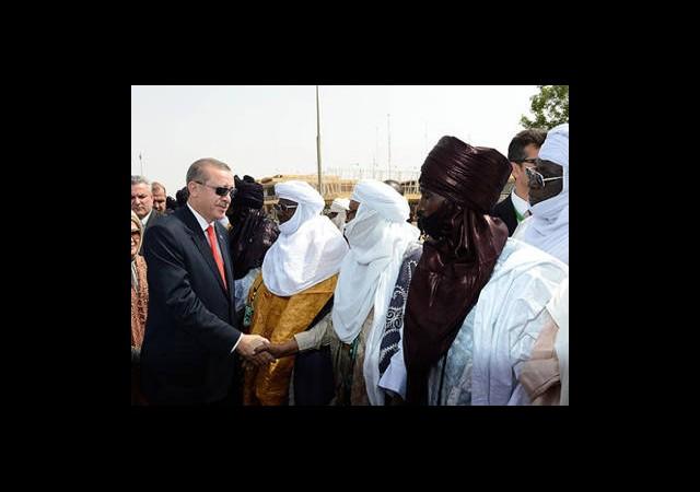 Erdoğan'ın Ziyareti İşbirliğini Hareketlendirdi