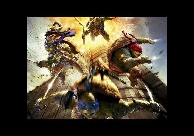 Ninja Kaplumbağalar'a 11 Eylül tepkisi