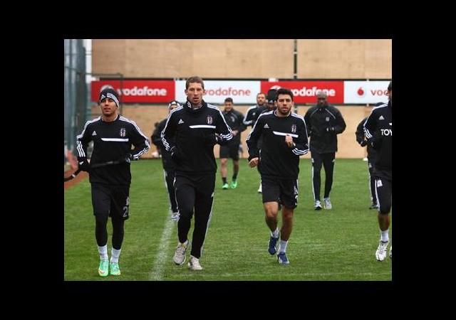 Beşiktaş'ta bir sakat daha iyileşti