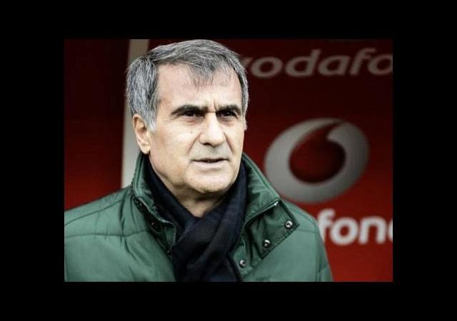 Şenol Güneş, Beşiktaşlı oyuncu için sert konuştu!