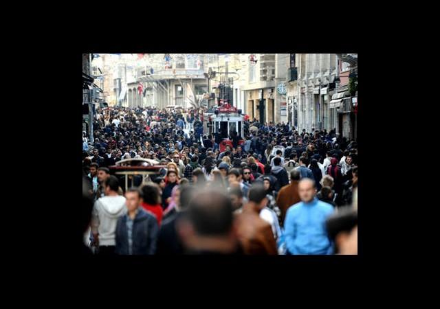 Türkiye Nüfusu 2050'de 20. Sıraya Düşecek