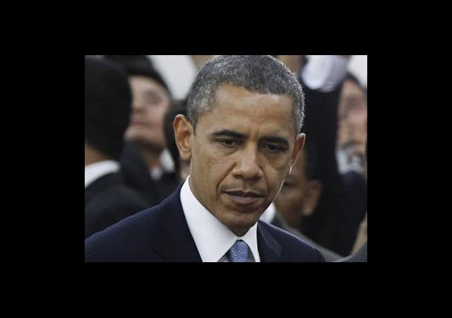 Obama Erdoğan'a Çıkıştı