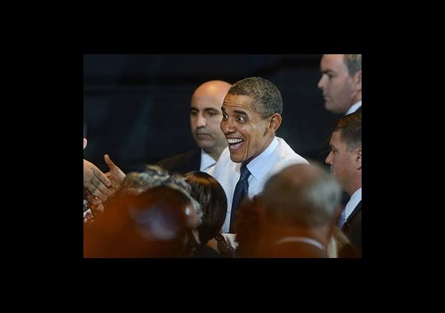 Hollywood'da Obama Fırtınası!