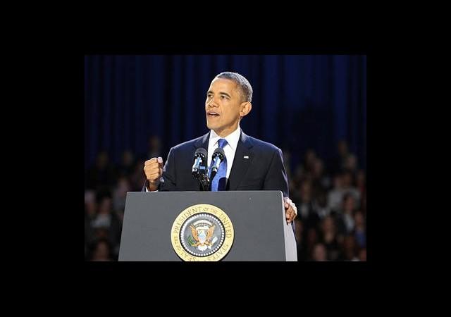 Obama Kongre'den Yardım İstedi!