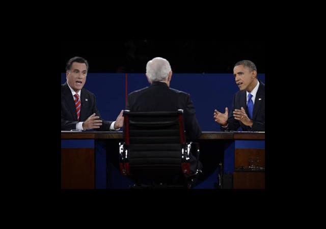 Obama, Romney İle Görüştü