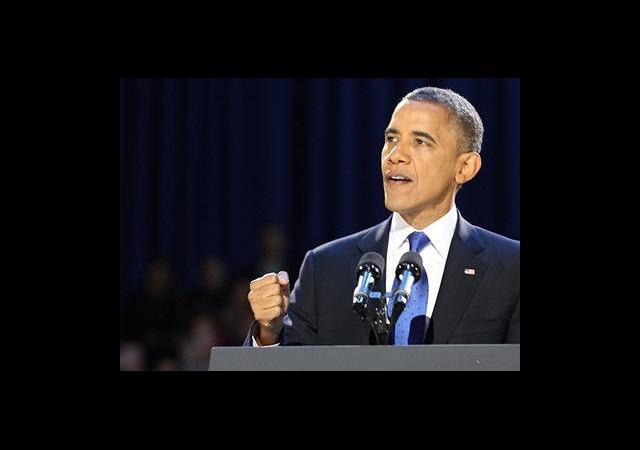 Obama'dan Suriye Değerlendirmesi