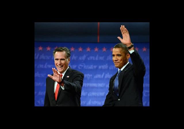 Obama-Romney 3. Kez Kozlarını Paylaşacak