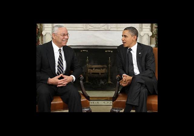 Cumhuriyetçi Powell, Obama'yı Destekliyor