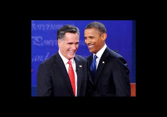 Obama Romney'den Rövanşı Aldı