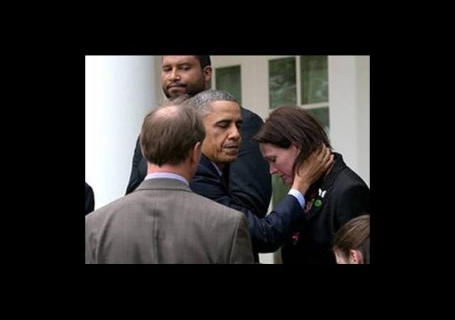 Obama'dan Yenilgiye İlk Yorum: Büyük Utanç Günü