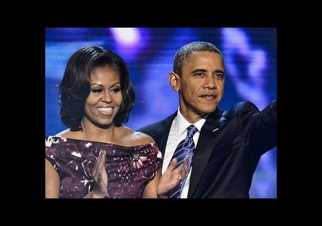 Obama'lar Kurban Bayramı'nı Kutladı