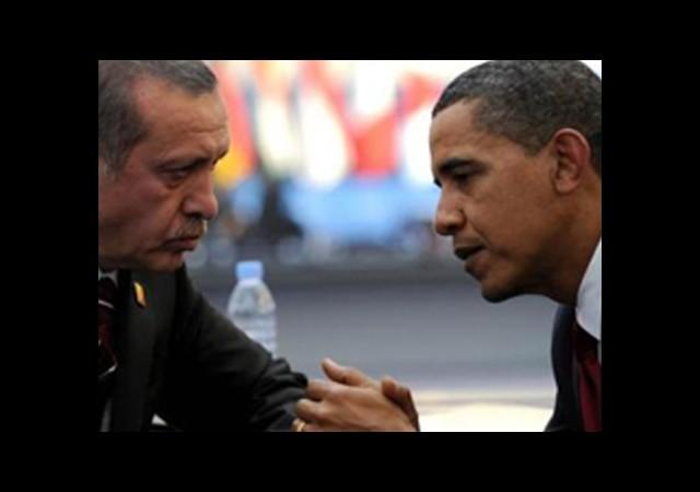 'Obama Erdoğan'ı İki Kez Aradı!'