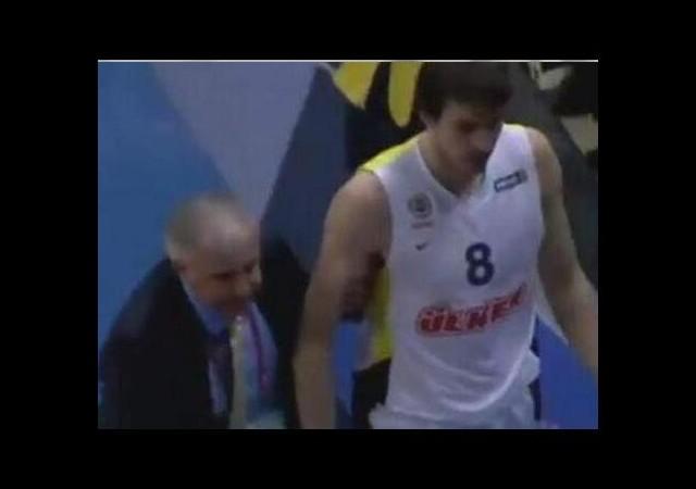 Obradovic ite kaka sahadan çıkardı!