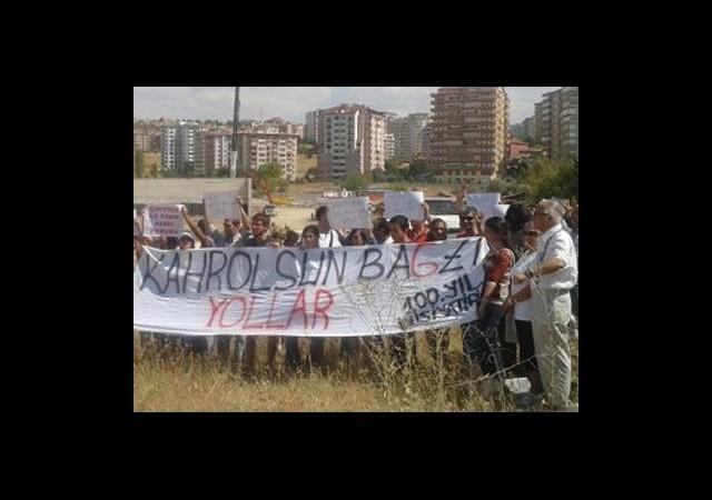 ODTÜ'de Direniş Çadırları Kuruldu!