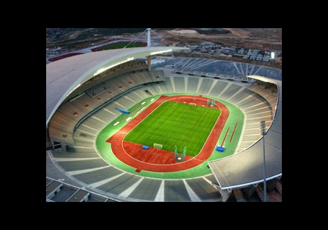 Olimpiyat Stadı Yenileniyor!