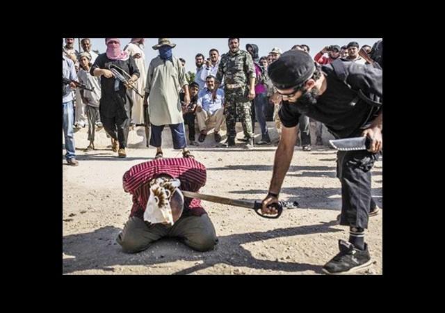 Suriye'deki Vahşet!