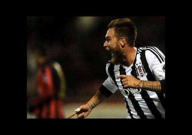 Beşiktaş'ın Semih Şentürk'ü