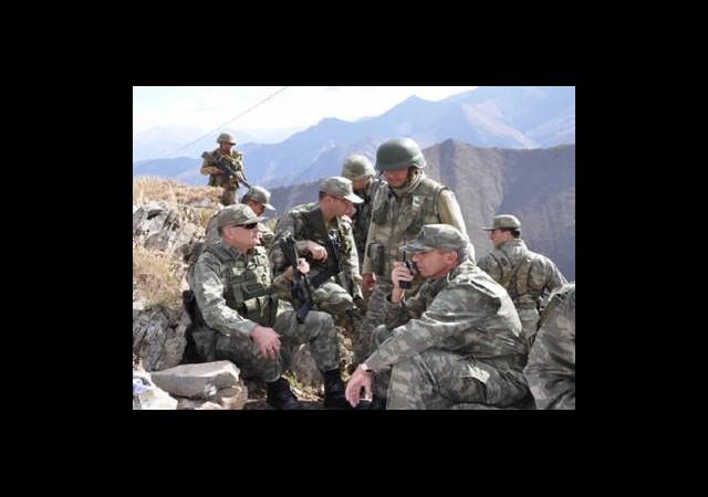 7 Bin Askerli Dev Harekattan İlk Görüntüler