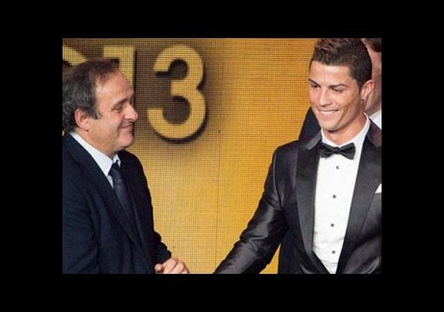 Cristiano Ronaldo'ya ilginç destek!