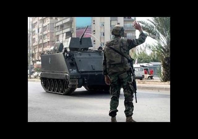 Trablus Orduya Bırakıldı