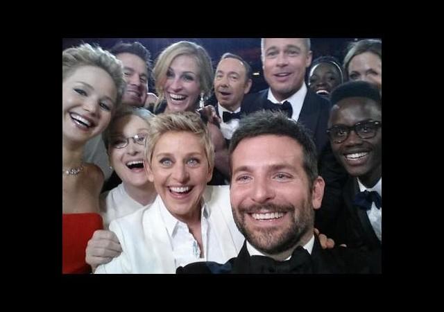 Oscar Selfie'sine öyle bir rakip çıktı ki!