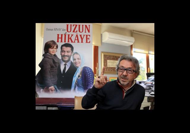 Osman Sınav 'Uzun Hikaye'sini Anlattı