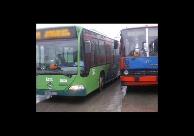 İki Otobüs Arasında Can Pazarı