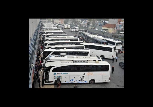Seyahat Edecekler Dikkat! İşte Yeni Otobüs Ücretleri!