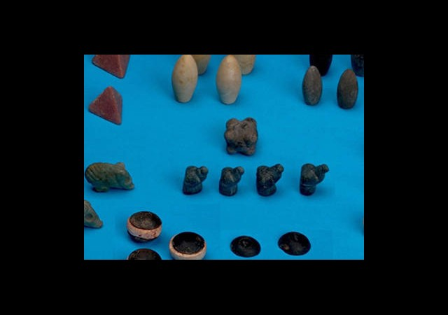 Dünyanın En Eski Oyun Seti Bulundu