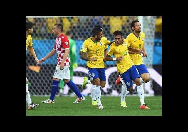 Brezilya Hırvatistan maç özeti