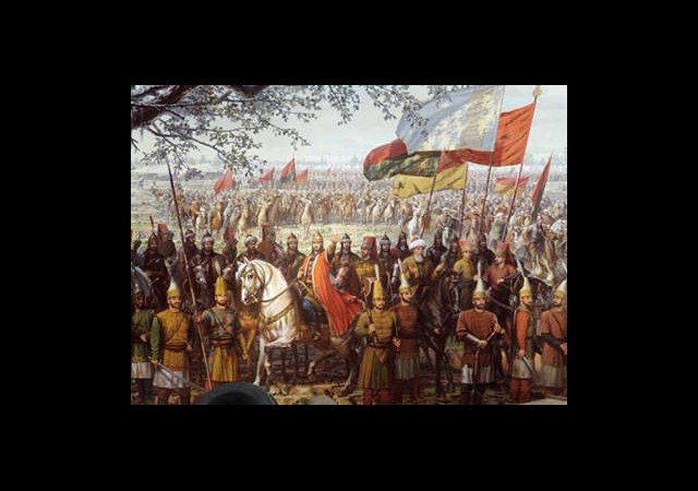 Panaroma 1453'e Yoğun İlgi!