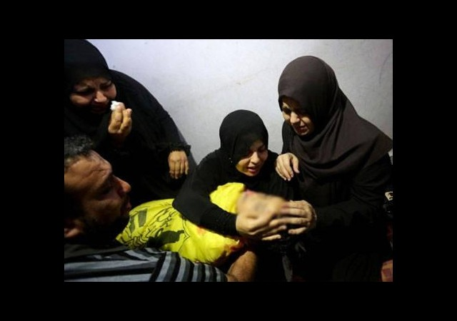 İsrail bugün de 20 Filistinli öldürdü
