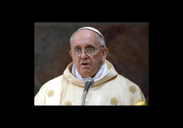 Papa, Ramazan Sonu Mesajı Yayımladı