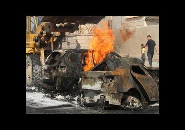 Irak'ta şiddet gün!