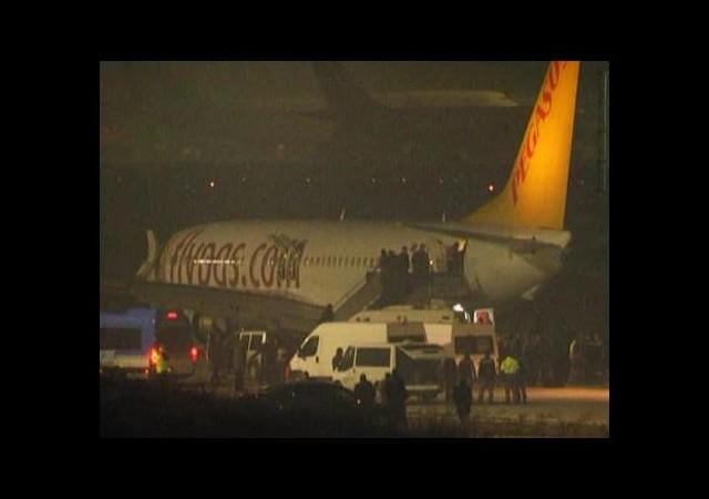 Kaçırılan uçağın pilotu konuştu