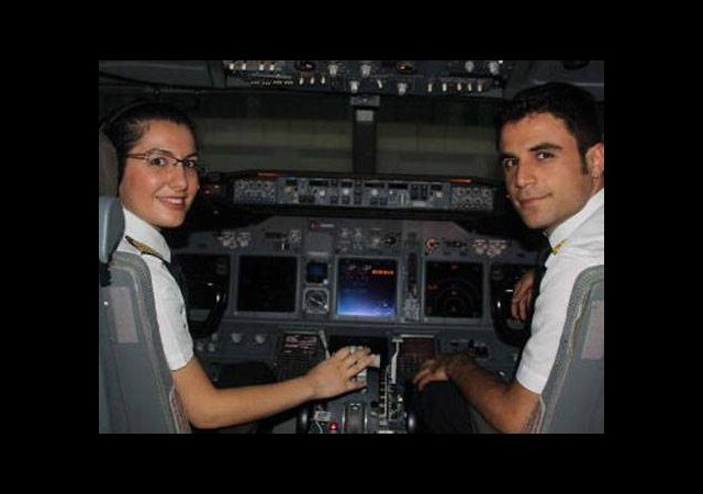 15 bin lira maaşla pilot olmak ister misiniz?