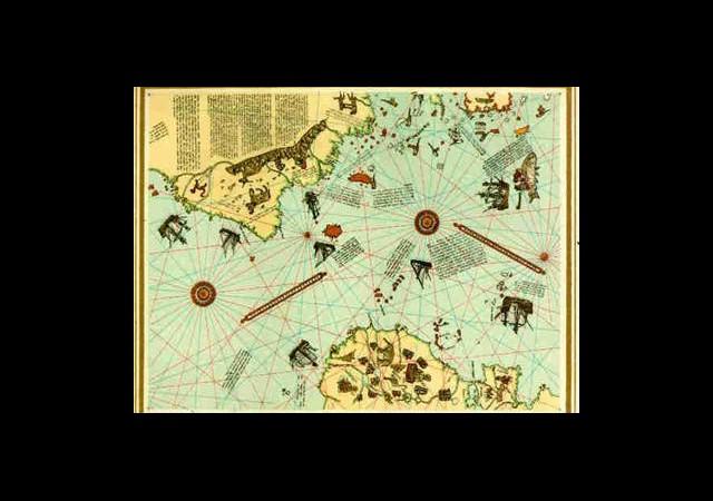 Piri Reis'in Haritasındaki 500 Yıllık Gizem...