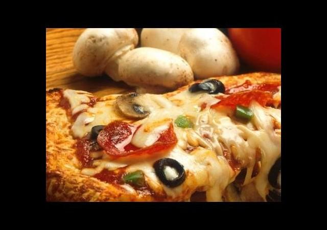 Pizza servisinde devrim