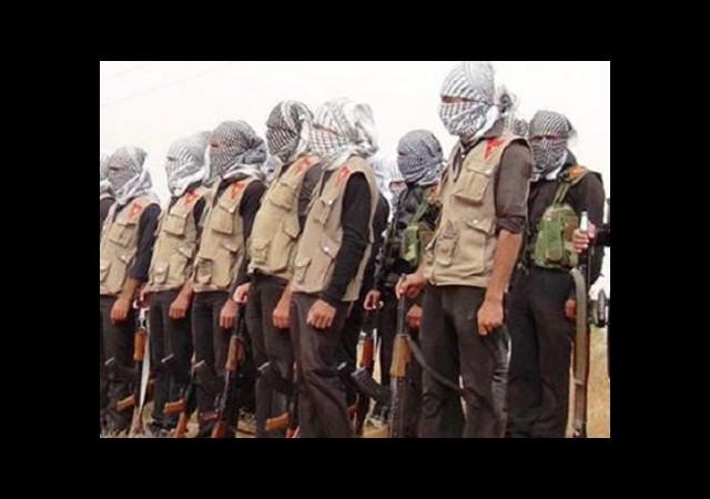 PKK, Suriye'de 1000 Kişilik Tabur Kurdu