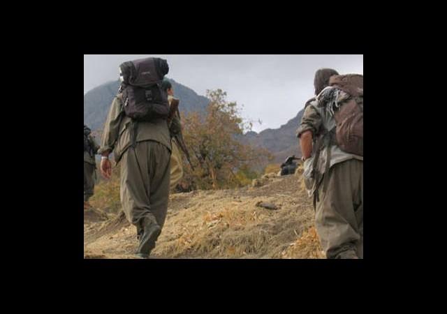 PKK Silah Bırakıp Şehre İniyor!