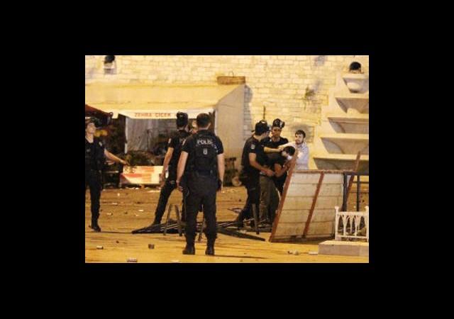 Kiremitli Polis Açığa Alındı