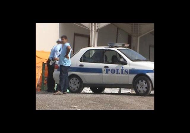 Polisleri Şoke Eden Görüntü!