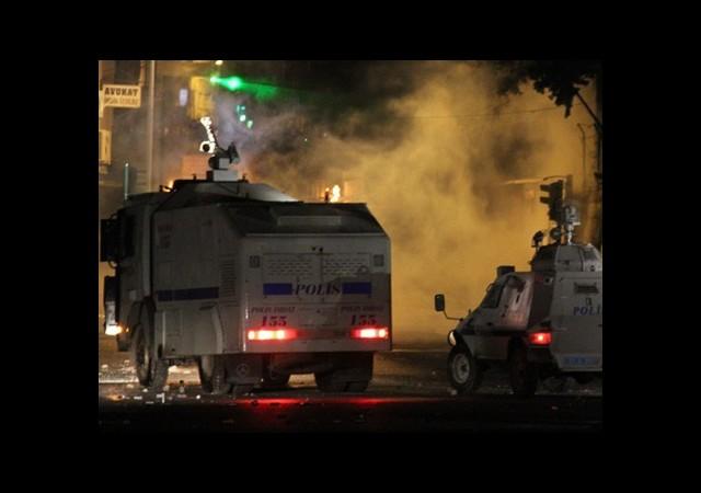 3 İlde Polis Müdahalesi