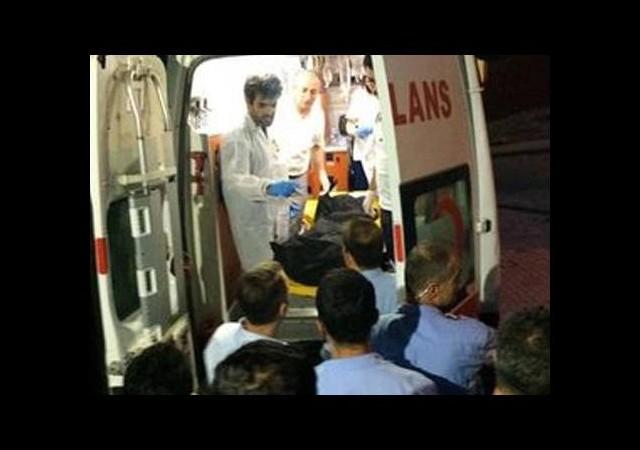 'Genç polis, kazara meslektaşını alnından vurdu' iddiası!