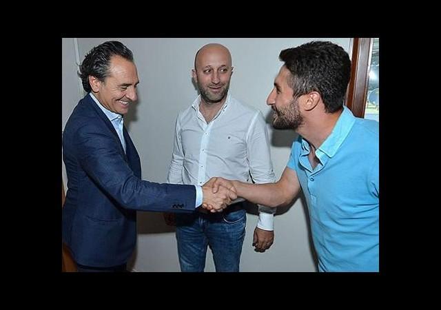 Prandelli'den son Sabri kararı