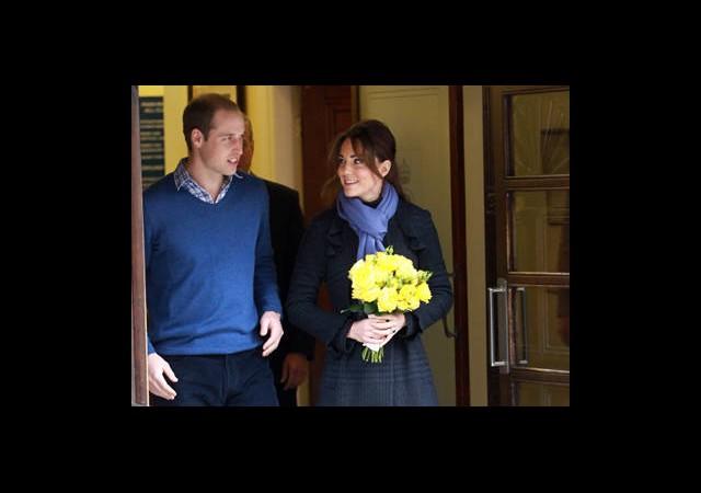 Kate'in Hemşiresi 'Şaka Kurbanı'