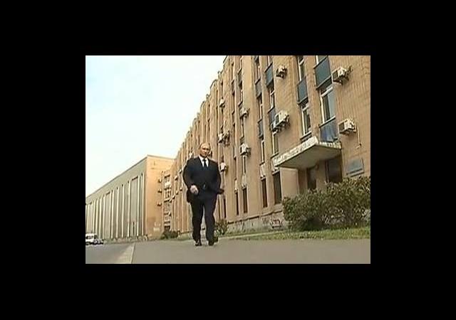 Putin'in Yalnız Yürüyüşü