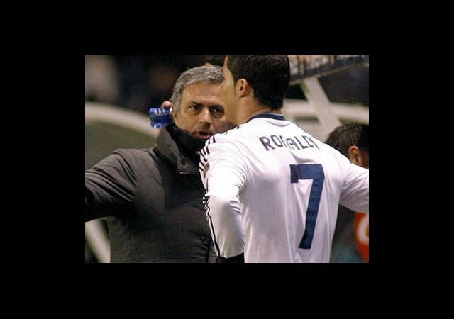 Mourinho AS'ını Çekti!